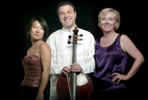 Latitude 41 Trio